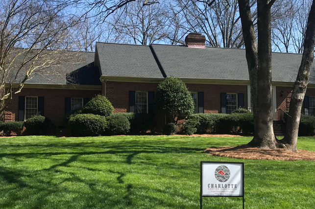 charlotte roofing services