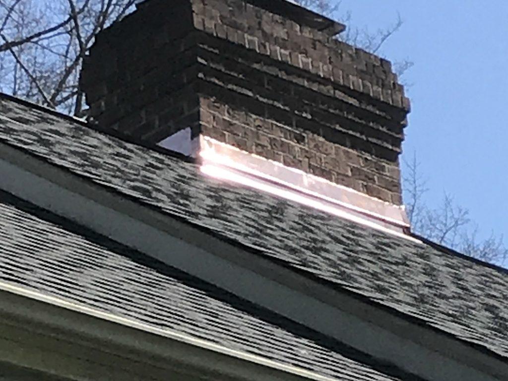 storm roof repair