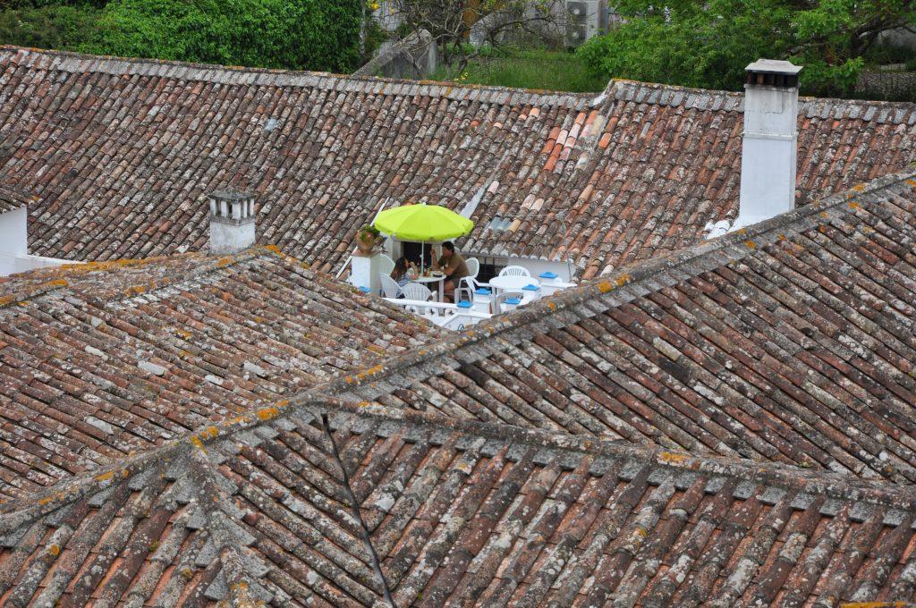 Roof Isn't Safe