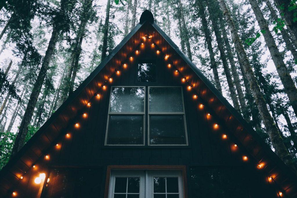 Christmas Roof decoration lights